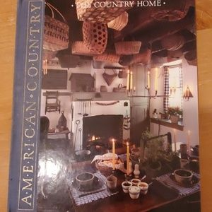 Time life book The Country Home